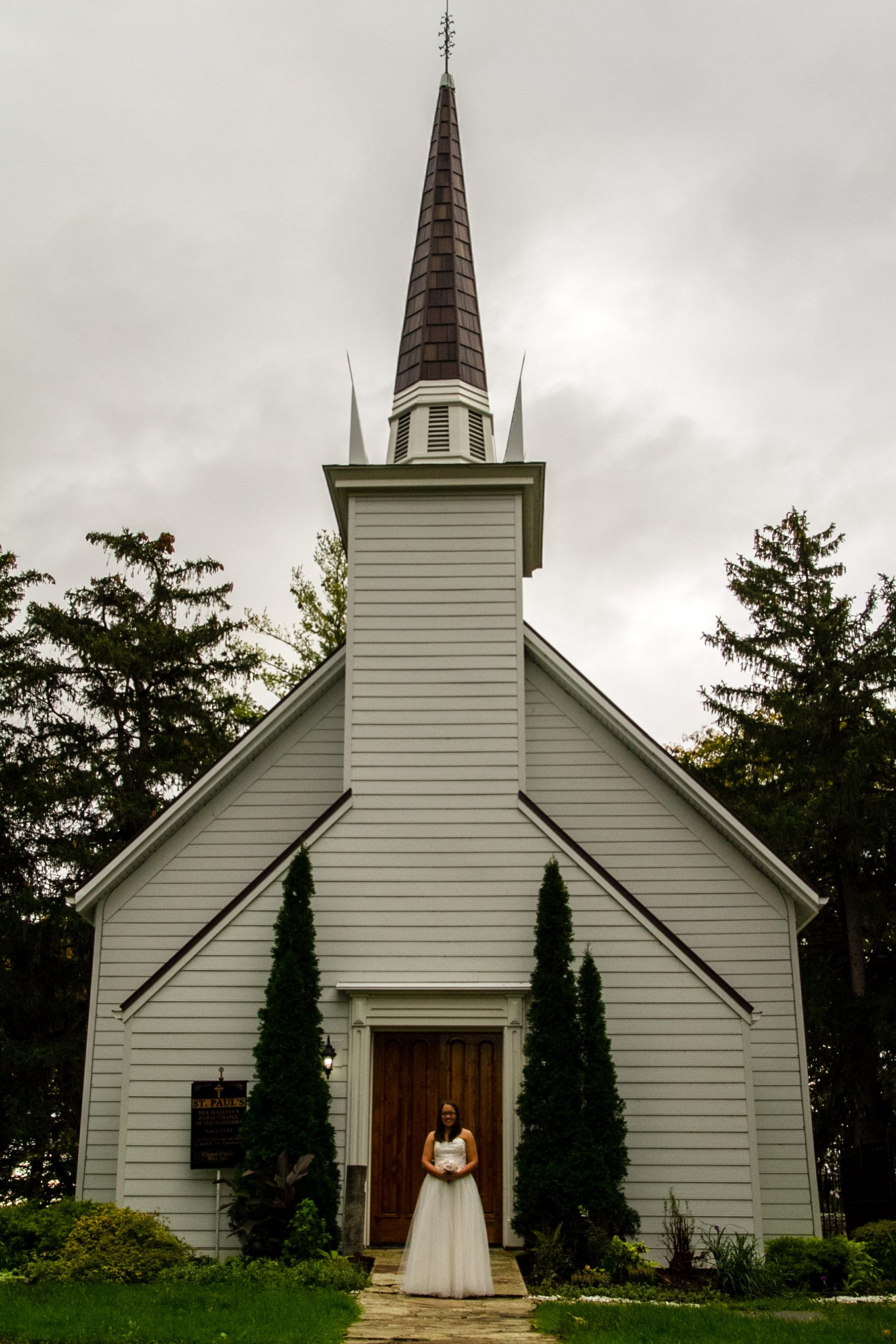 Wedding Chapel - Her Majesty's Royal Chapel of The Mohawks